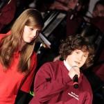 10 Jahre Musikschule Fröhlich - Corinna Hartmann (re.)