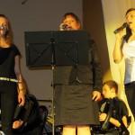 Hallelujah - Magdalena, Nadine, Anja (v.l.n.l.)