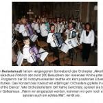 Lausitzer Rundschau vom 14.11.2009