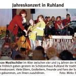 Lausitz am Sonntag vom 18.03.2012