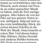 Lausitzer Rundschau vom 03.04.2014