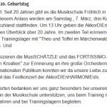 Lausitzer Rundschau vom 05.03.2015
