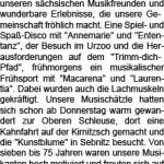 Lausitzer Rundschau 05.10.2013