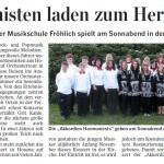 Lausitzer Rundschau vom 05.11.2010