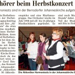 Lausitzer Rundschau vom 05.11.2012