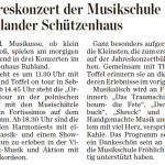 Lausitzer Rundschau vom 11.04.2014
