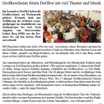Lausitzer Rundschau vom 12.07.2010