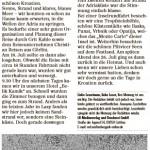 Lausitzer Rundschau vom 12.08.2014