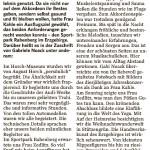Lausitzer Rundschau vom 14.05.2014