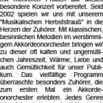 Lausitzer Rundschau vom 19.11.2013
