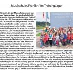 Lausitzer Rundschau vom 22.09.2011