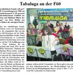 Lausitzer Rundschau vom 31.01.2009