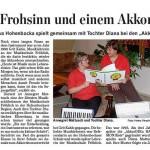 Lausitzer Rundschau vom 06.01.2010