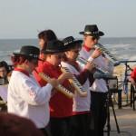 Strandkonzert an der Polnischen Ostsee