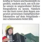 Sächsiche Zeitung vom 30.08.2010
