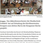Lausitzer Rundschau vom 03.07.2018