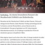 Lausitzer Rundschau vom 18.04.2018
