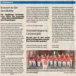 Lausitzer Rundschau vom 03.09.2019