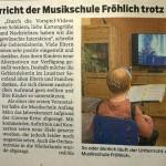 Lausitzer Rundschau vom 17./18.04.2020