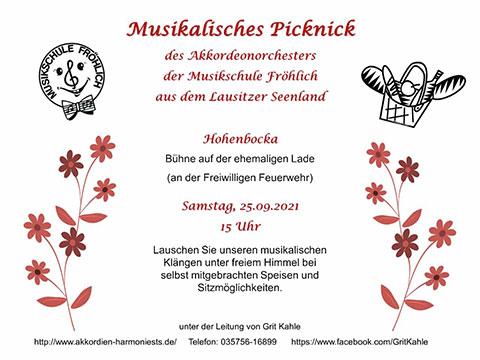Musikalisches Picknick